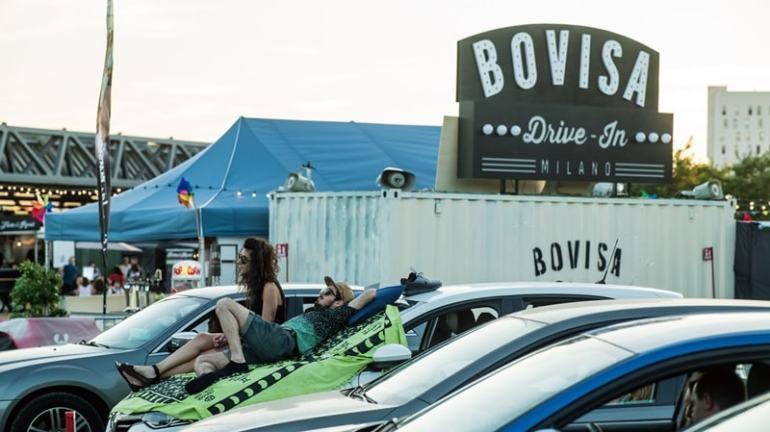 Bovisa drive in milano