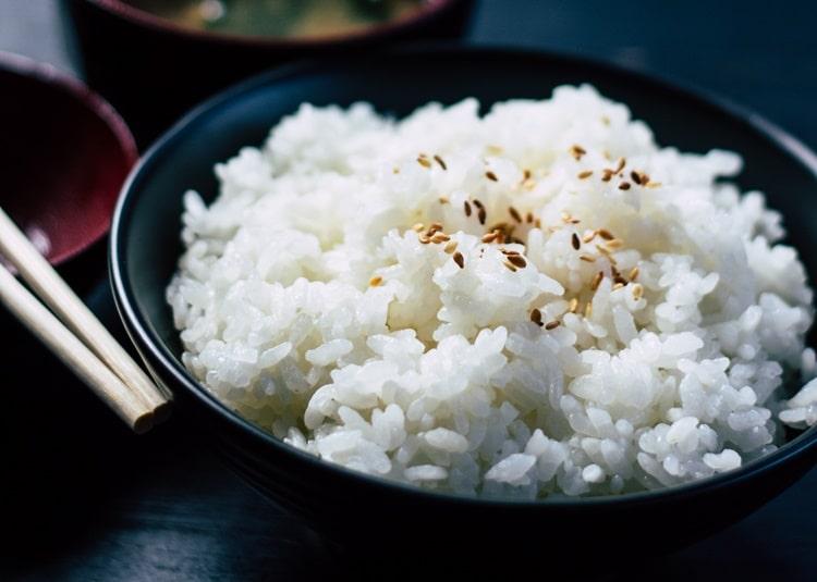 riso giapponese ricetta