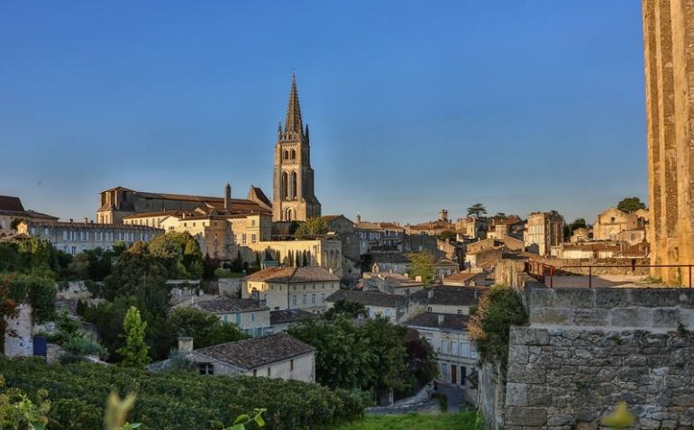 Saint Emilion Bordeaux