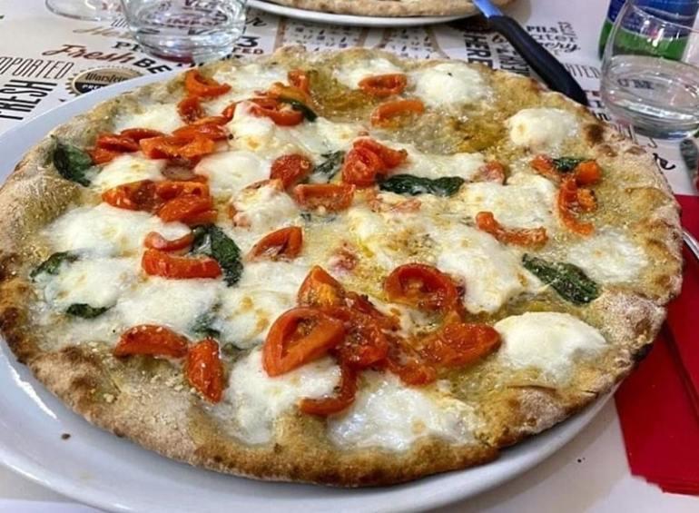 pizzerie a Milano La pizza sapore d'Italia