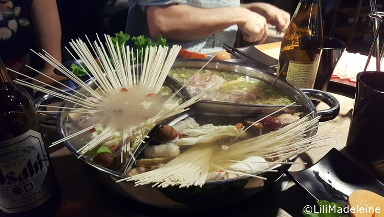 Little Lamb Milano hot pot