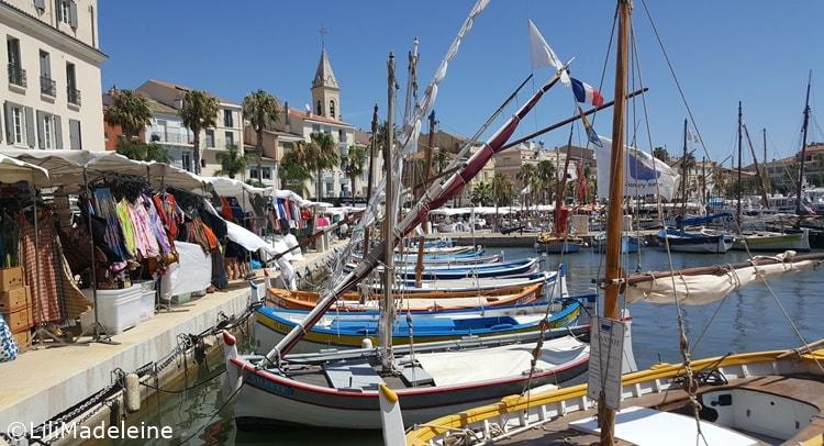 mercati francesi sanary sur mer