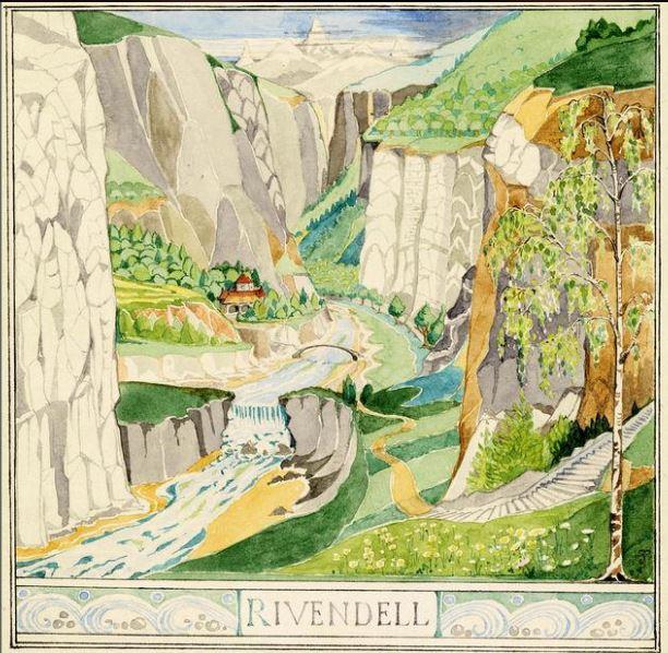 Mostra Tolkien Parigi