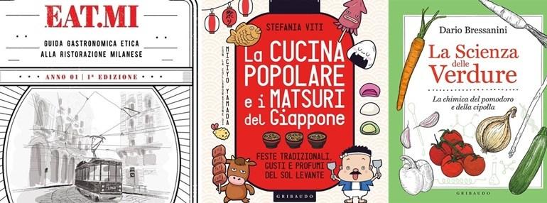 Bookcity Milano eventi food