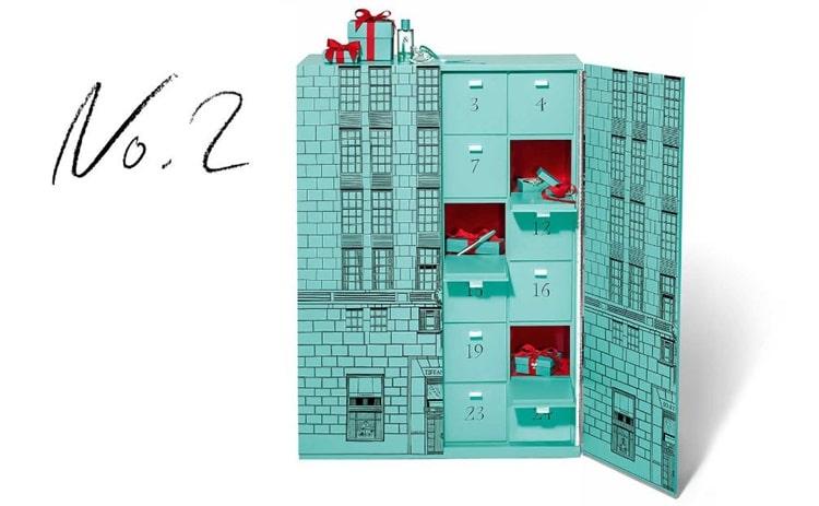 Calendario dell'Avvento 2019 Tiffany