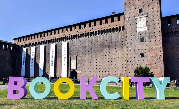 bookcity milano eventi food