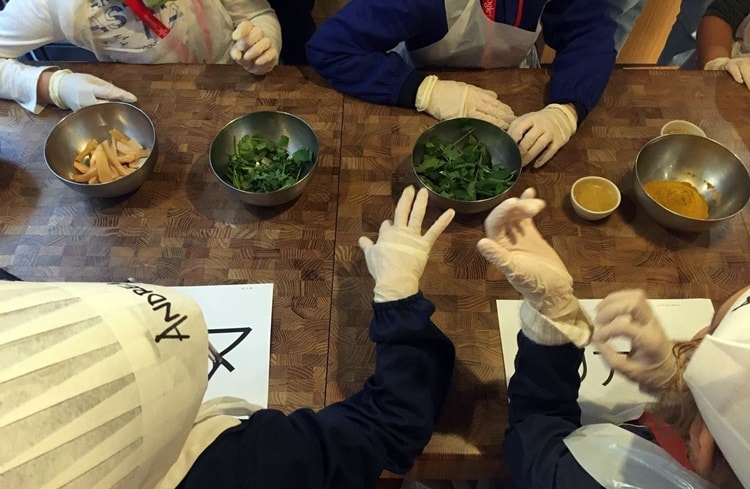 wagamama milano corsi di cucina bambini