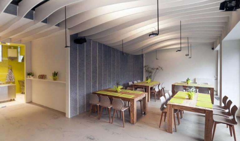 Location con cucina milano QKing