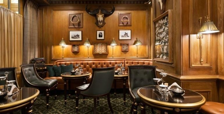 Caffè letterari Bar Hemingway Ritz Parigi
