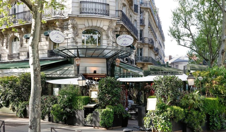 Caffè letterari Parigi