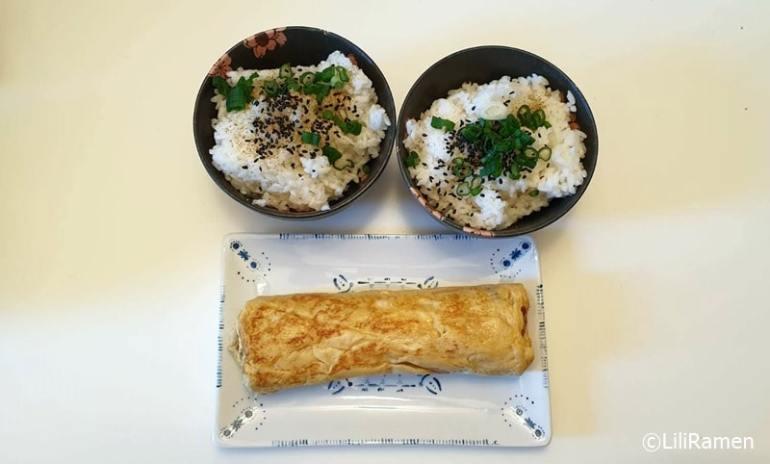 frittata giapponese ricetta