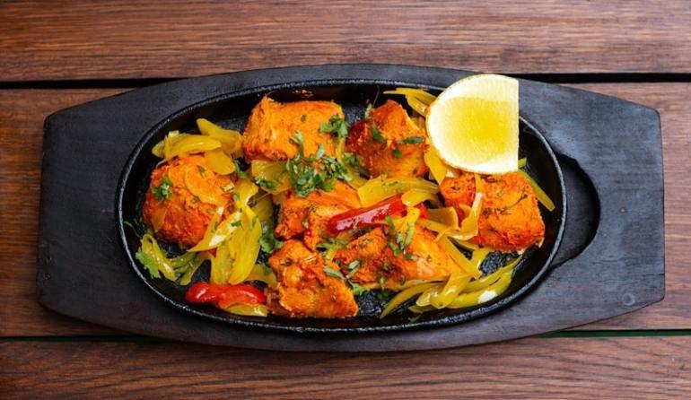 pollo tandoori India