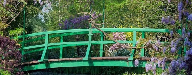 Giverny Monet giardini