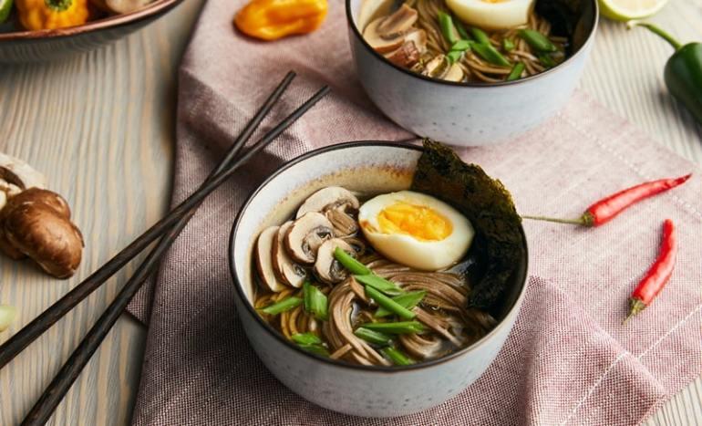 brodo orientale ricetta veloce