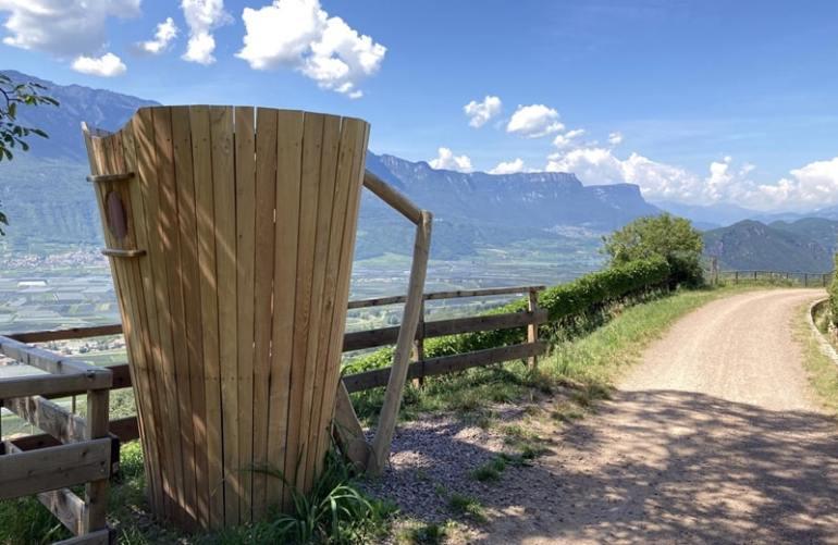 Strade del vino Trentino Sentiero del Pinot nero