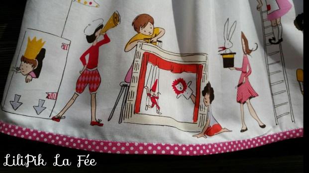 Izzy Top by LiliPik La Fée - biais à cheval -