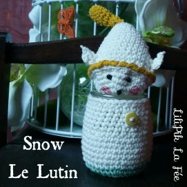 Snow le Lutin by LiliPik La Fée