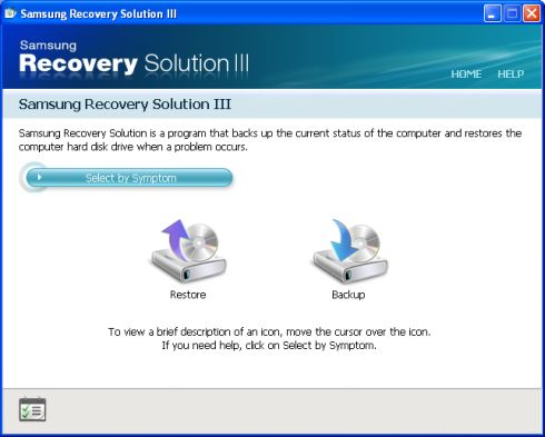 recovery solution