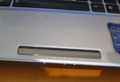 touchpad leds 1