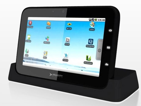 Superb Velocity Micro Cruz Tablet With Android 2 1 Adobe Flash Download Free Architecture Designs Xaembritishbridgeorg
