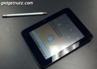 Velocity Micro Cruz Reader $200 Android tablet gets the hands-on treatment