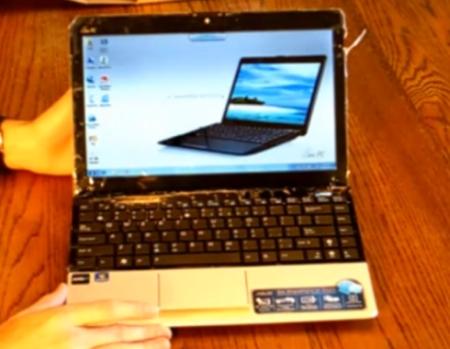 Asus 1215T Eee PC Windows Vista 64-BIT