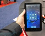 Augen demos its new line of Android tablets
