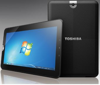 Toshiba Windows tablet
