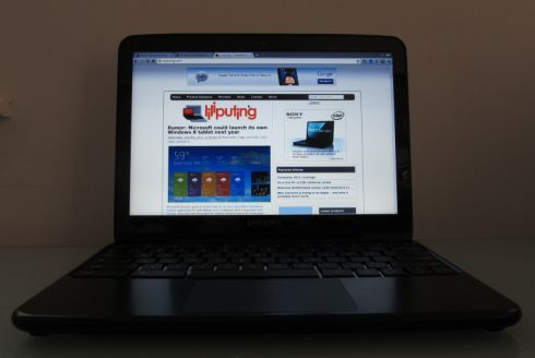 Samsung Series 5 Chromebook and Galaxy Tab 10 1 unboxing and