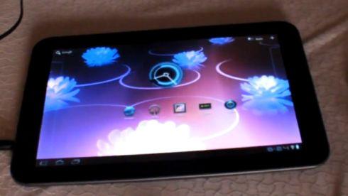 Jaguar reference tablet