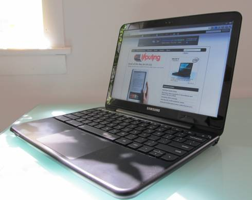 Samsung Series 5 Chromebook review - Liliputing