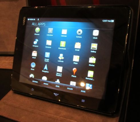Vizio Tablet