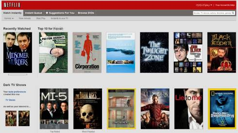 Netflix video streaming for Linux on the way - Liliputing