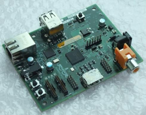 Raspberry Pi Alpha Board