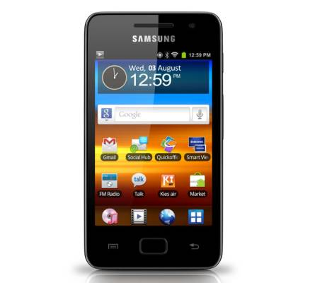 Samsung Galaxy WiFi 3.6