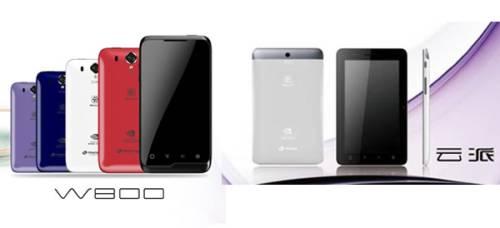 Aliyun OS tablet