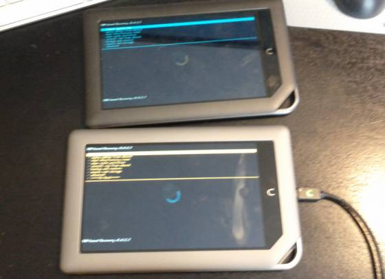 ClockworkMod Recovery on the NOOK Tablet