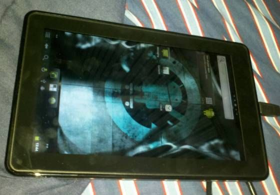 Amazon Kindle Fire with CyanogenMod 7