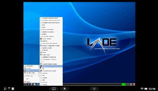Ubuntu NOOK Tablet
