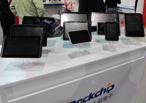 Rockchip tablets