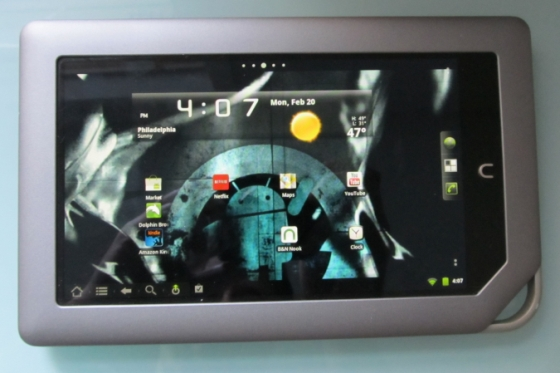 How to install CyanogenMod 7 alpha on a NOOK Tablet - Liliputing