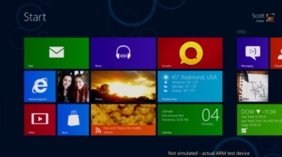 Windows 8 for ARM, x86 to launch at the same time - Liliputing