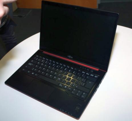Fujitsu Ultrabook