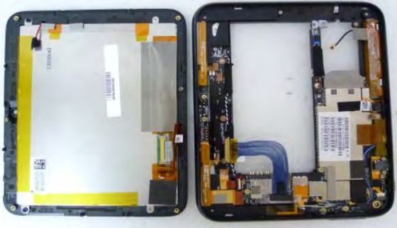 hp touchpad go fcc
