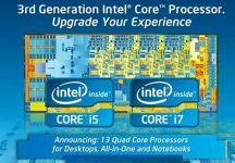 Intel 3rd generation Core