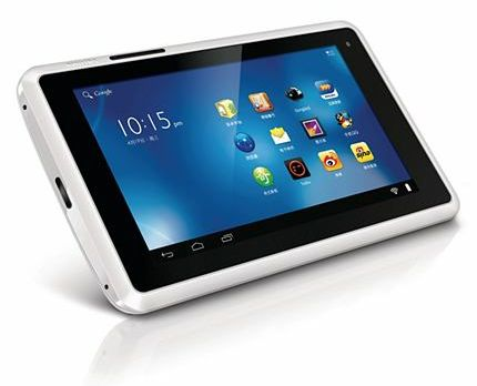Philips PL300 Android tablet