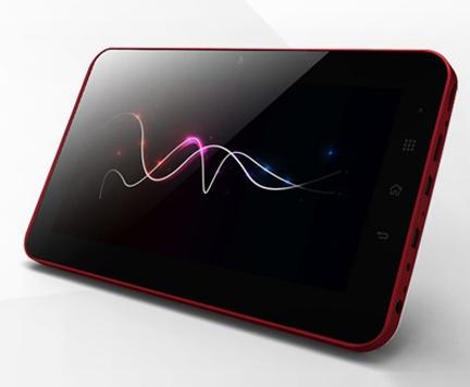 Zenithink C71 / Vivaldi tablet