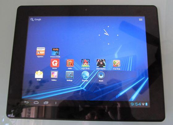 google play para tablet coby kyros 9742
