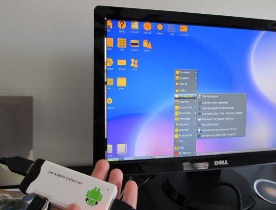 MK*02 running Puppy Linux