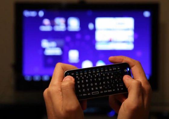 Pocket TV Air Remote